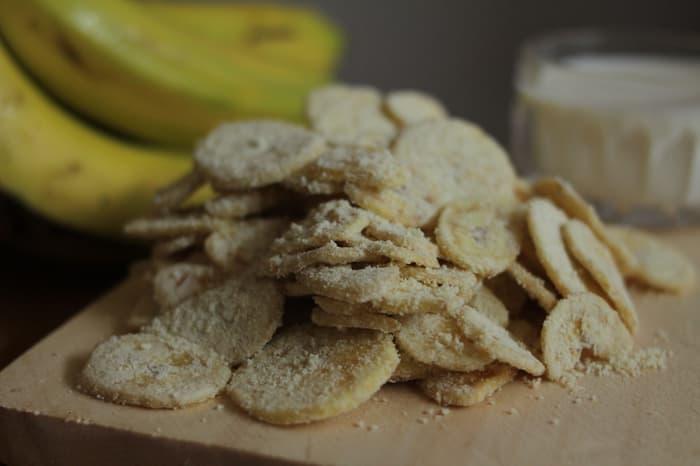 Kripik pisang Oleh-Oleh Khas Lampung