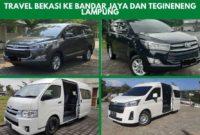 Travel Bekasi ke Bandar Jaya dan Tegineneng Lampung