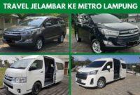 Travel Jelambar ke Metro Lampung