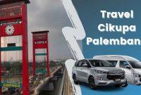 Travel Cikupa Palembang