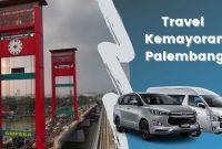 Travel Kemayoran Palembang
