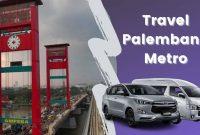 Travel Palembang Metro
