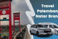Travel Palembang Natar Branti