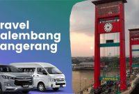 Travel Palembang Tangerang